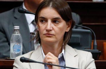 Serbian Orthodox Church against gay prime minister